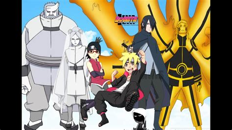 borutonaruto   full  summary detailed youtube