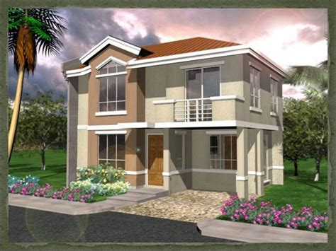 house design sles philippines jade dream home designs of lb lapuz architects builders