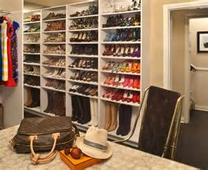 nice Decorating Ideas For Family Rooms #10: Up-to-date-Shoe-Storage-Solutions-look-Los-Angeles-Transitional-Closet-Decoration-ideas-with-boots-Closet-Island-clothing-660x5401.jpg