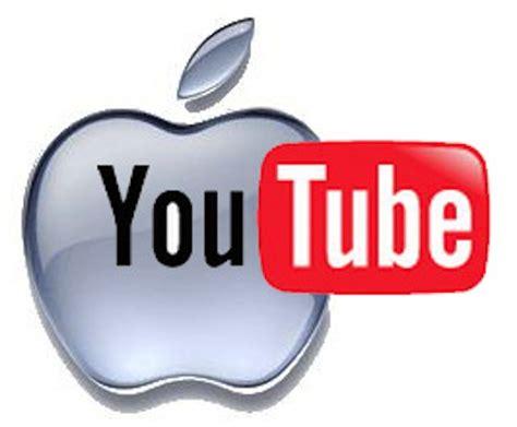 imagenes en videos youtube apple quita app de youtube en el ios 6