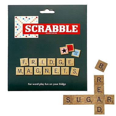 fridge scrabble scrabble fridge magnets in gifts for the home at lakeland
