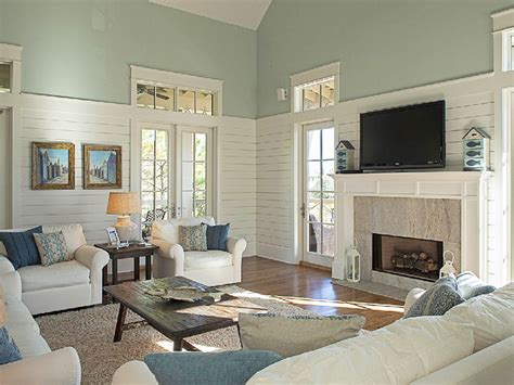 front room color schemes serenity lake front home watercolor florida house of turquoise