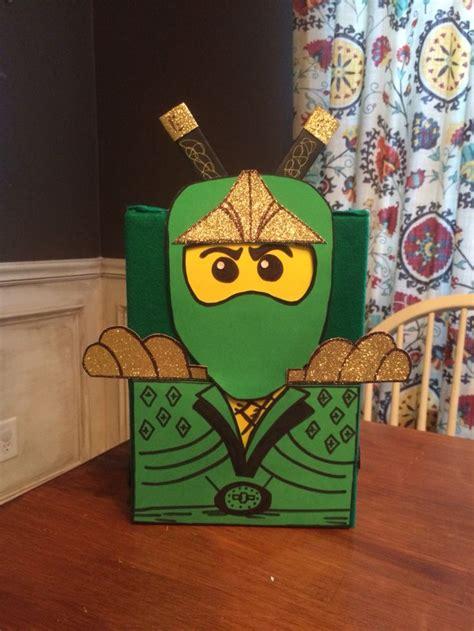 lego ninjago box s cuteness