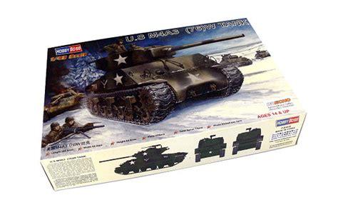 Hobbyboss Model 1 48 Us M4a3 Medium Tamk Scale Hobby 84803 B4 hobbyboss model 1 48 us m4a3 76 w tank scale hobby 84805 b4805 rcecho