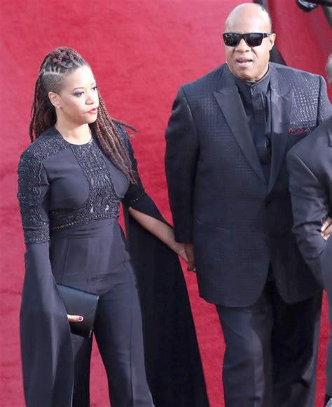 Stevie Wonder 67 To Marry Third Wife Tomeeka Bracy 42