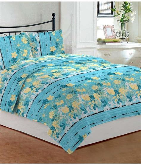 bombay dyeing floral cotton bed sheets buy bombay dyeing