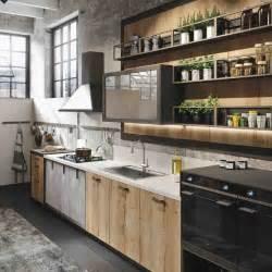 Industrial Kitchen Design Ideas Industrial Contemporary Kitchen By Snadeiro Decorextra