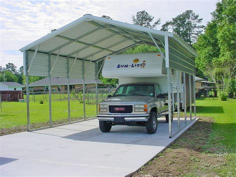 Rv Carports metal buildings wholesale rv carports newdealmetalbuildings