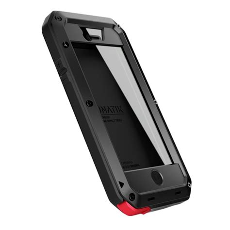 Murah Lunatik Taktik Iphone 5 5s 5se Extream Diskon lunatik taktik hardcase with gorilla glass for iphone 5s black jakartanotebook