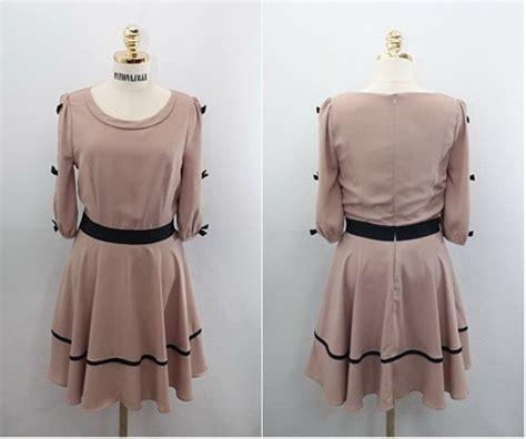 Dress Import Murah 81540 dress import korea modis model terbaru jual murah import kerja