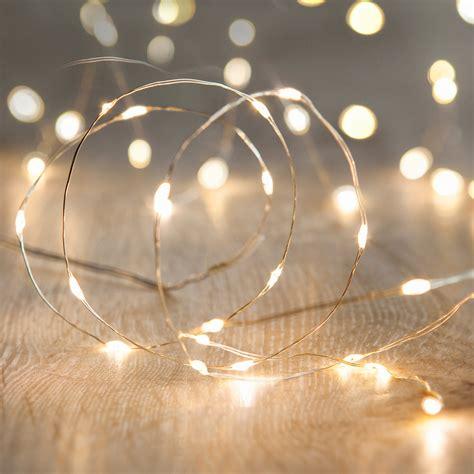 Delightful Christmas Lightss #5: C20-YW~Micro-wire-firefly-fairy-lights-warm-white_P1.jpg
