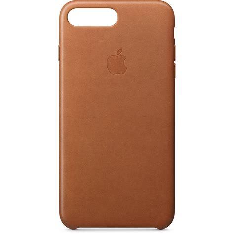 apple iphone    leather case saddle brown mqhkzma