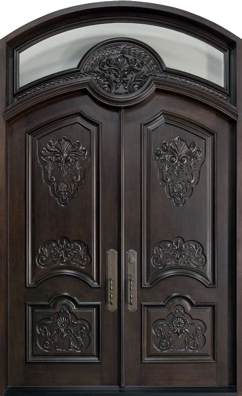 Decorative Entry Doors by Wooden Carving Doors Home Garden Design