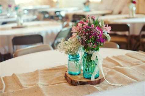 5 ideas for budget wedding centerpieces project wedding