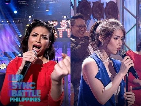philippines in sync in photos pirena and amihan in an all out war on lip