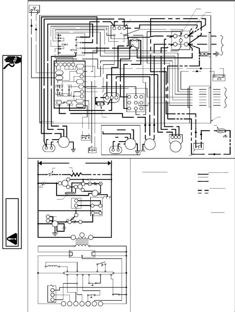goodman manuals wiring diagrams goodman heat wiring