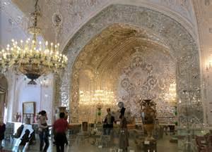 Cupola Structure Golestan Palace