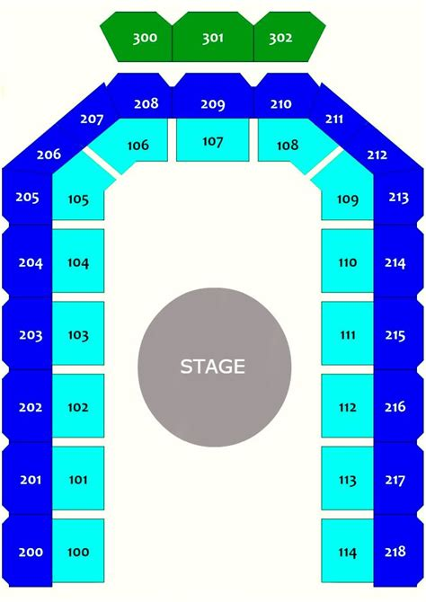 a seating plan buy take that tickets at newcastle metro radio arena