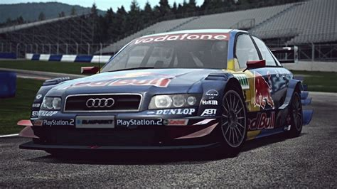 Audi A4 Video by Gt6 Audi A4 Touring Car 04 Exhaust Video Youtube