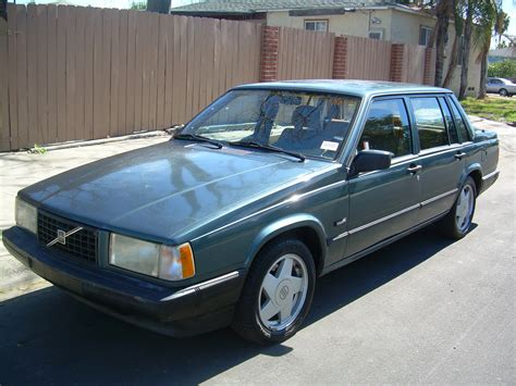 volvo 1990 models 1990 volvo 740 information and photos zombiedrive