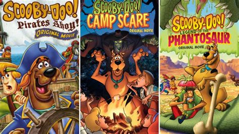 Film Cartoon Scooby Doo   the top 10 far out scooby doo animated movies den of geek