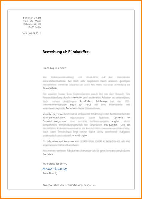 Bewerbungsschreiben Zfa 6 initiativbewerbung anschreiben b 252 rokauffrau