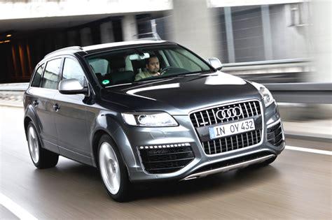 audi q7 diesel review audi q7 v12 tdi review test drive autocar india
