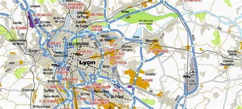 carte region de lyon stopeads