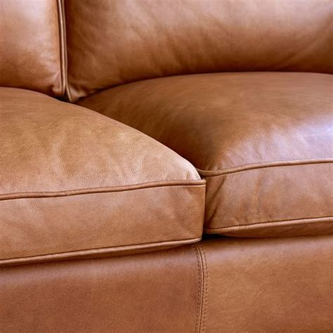 leather recliners perth hamilton 2 piece leather chaise sectional sienna west elm