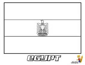 egypt flag coloring page you have all 195 international