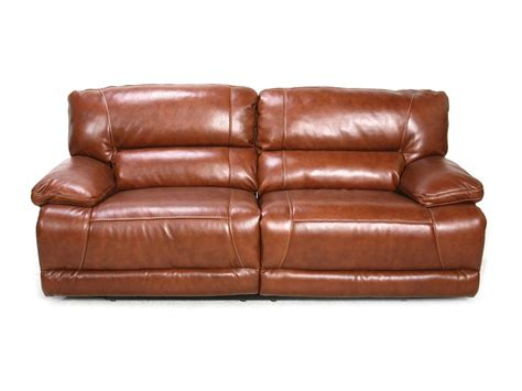 The Reclining by Giovani Leather Living Room Leather Dual Reclining Sofa
