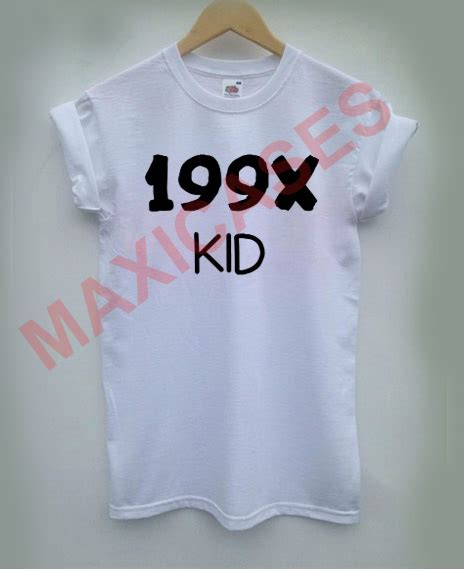 Kid 199x Top 199x kid t shirt and youth