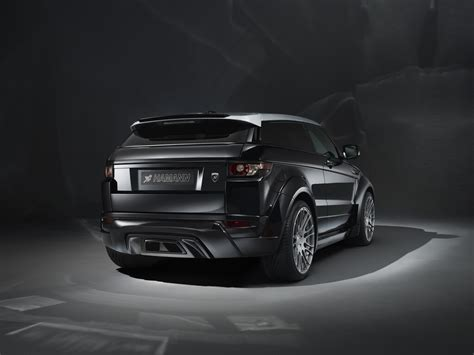 hamann land rover hamann range rover evoque new pics released autoevolution