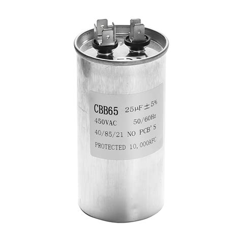 what size capacitor for air conditioner 15 50uf motor capacitor cbb65 450vac air conditioner compressor start capacitor alex nld