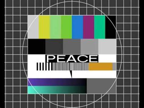 test pattern youtube peace test pattern youtube