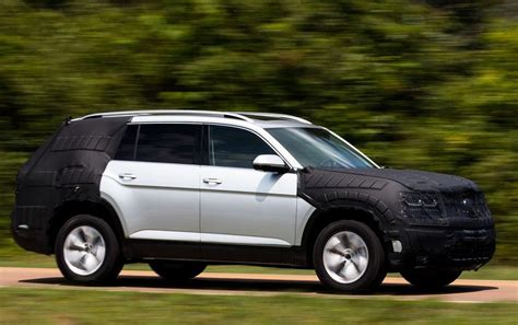 volkswagen atlas price vw atlas price point