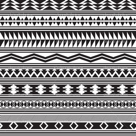 tribal pattern black and white black and white tribal print pattern www pixshark com