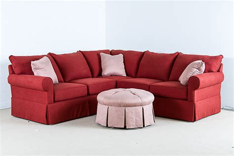 Broyhill Sectional Sofa Broyhill Medici Sectional Sofa With Track Arm Sofa Menzilperde Net