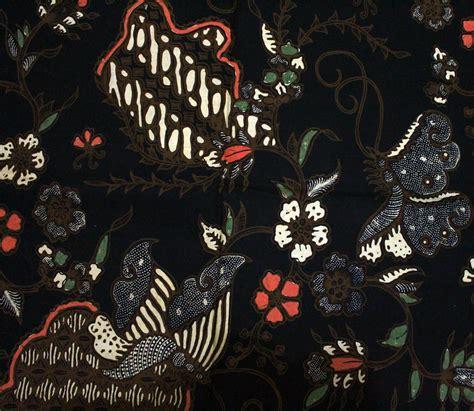 Cek Batik Kain Exc Prima Batik Motif Batik Sogan Bunga 100 gambar kain batik warna dasar hitam dengan batik
