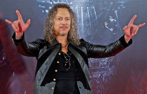 kirk hammett how much is the net worth of metallica members