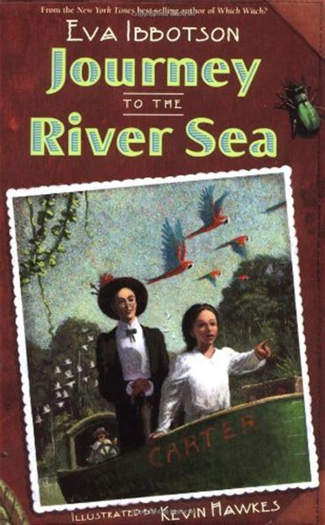 libro the journey libro journey to the river sea di ibbotson