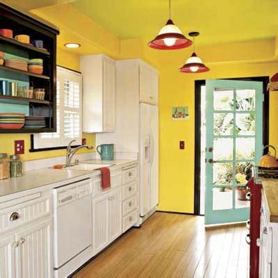 bright yellow kitchen bold statement editors picks our favorite yellow