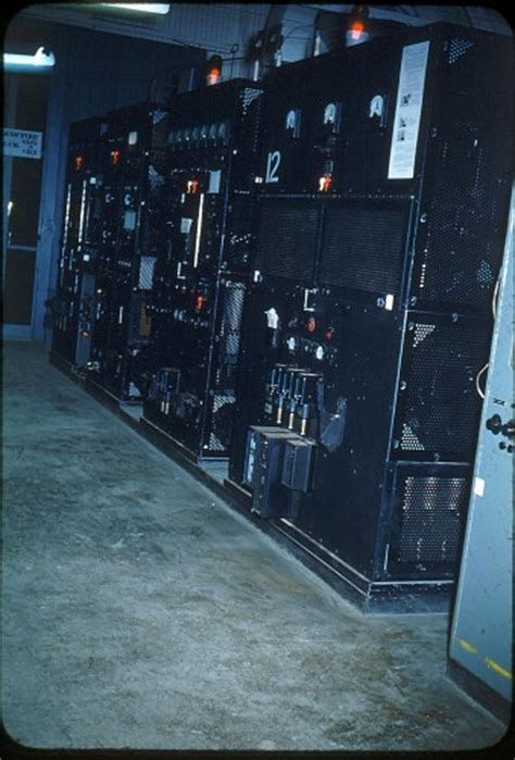 Tbc Navy us navy shore station hf transmitters 1950 s 1960 s