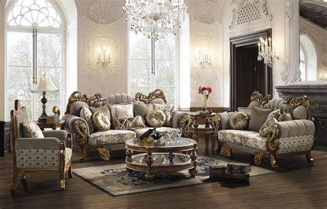 Formal Living Room Furniture Camarillo Formal Living Room Set Furniture