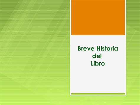 libro breve historia poltica del breve historia del libro 240712