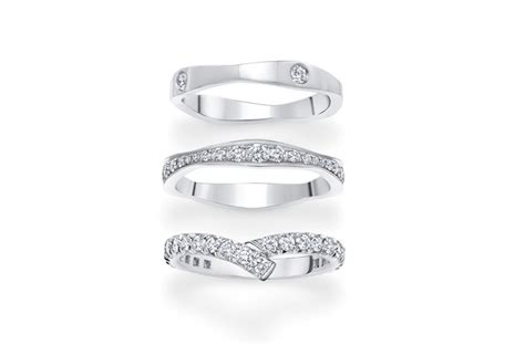 Trending Wedding Ring Design by Now Trending Stackable Wedding Rings