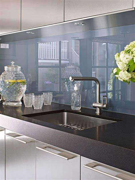 Easy To Clean Kitchen Backsplash 25 Best Ideas About Modern Kitchen Backsplash On