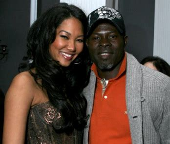 Kimora Simmons New Boyfriend Dijimon Hounsou by Kimora Simmons Suite 411