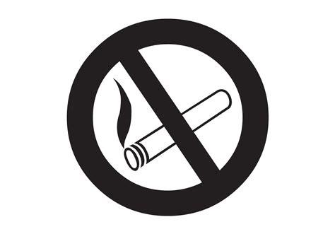 no smoking sign vector eps symbol vector no smoking vector