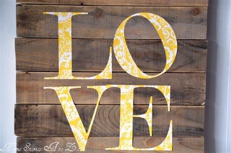 How To Make A Pallet Sign Home Stories A To Z